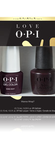 OPI LOVE OPI XOXO Collection GELCOLOR 7.5 mL & LACQUER DUO PACK #3
