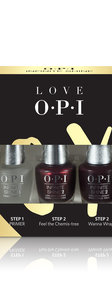 OPI LOVE OPI XOXO Collection Infinite Shine long-wear nail lacquer MINI PACK
