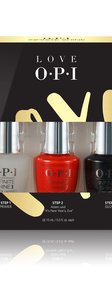 OPI LOVE OPI XOXO Collection Infinite Shine TRIO PACK