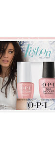 LISBON 7.5 GEL COLOR & LACQUER DUO #3 - Gift Sets - OPI