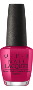 OPI California Dreaming Summer 2017 Collection wine red nail polish This is Not Whine Country
