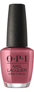 OPI Chicago Champagne Toast nail lacquer bottle