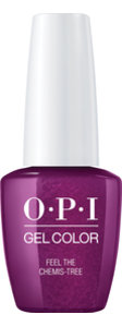 OPI LOVE OPI XOXO Collection GelColor nail lacquer 15 mL bottle Feel the Chemis-tree