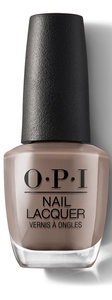OPI Nail Lacquer bottle Over the Taupe