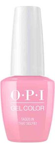 OPI Lisbon Collection GelColor 15 ml nail polish bottle Tagus in That Selfie!