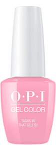 OPI GelColor nail polish bottle Tagus in That Selfie!