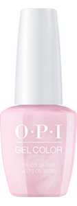 OPI LOVE OPI XOXO Collection GelColor nail lacquer 15 mL bottle The Color That Keeps On Giving
