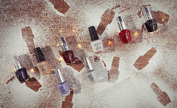 Inside OPI: Shades For Winter Wear