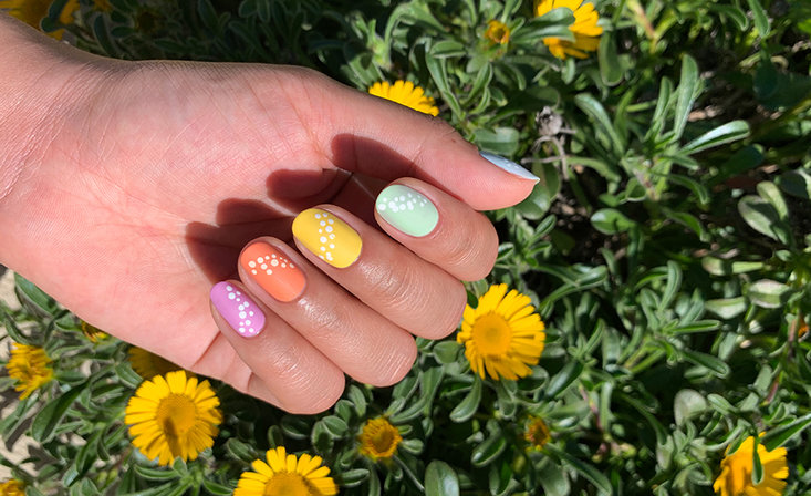 Egg-spress Yourself: Easter Nail Art You'll Love