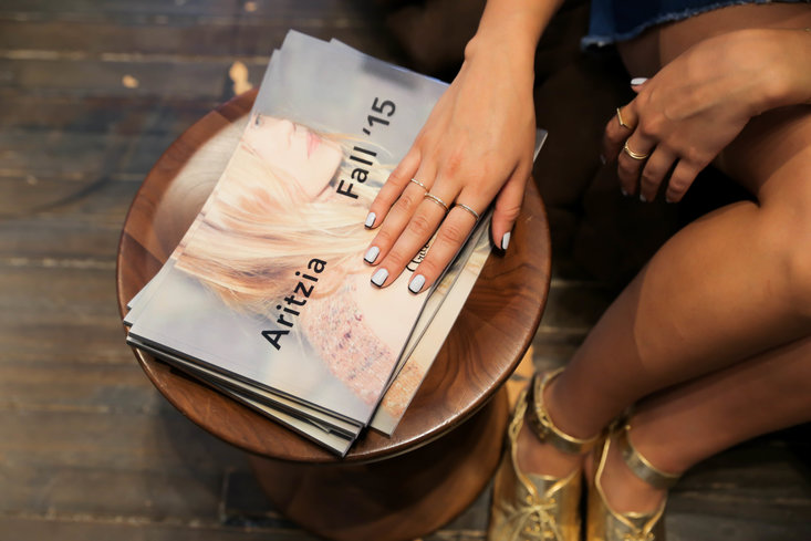 OPI, nail polish, OPI nail, OPI nail polish, OPI manicure, Aritzia, Aritzia Fashion, NYFW, Fashion Week, New York Fashion Week