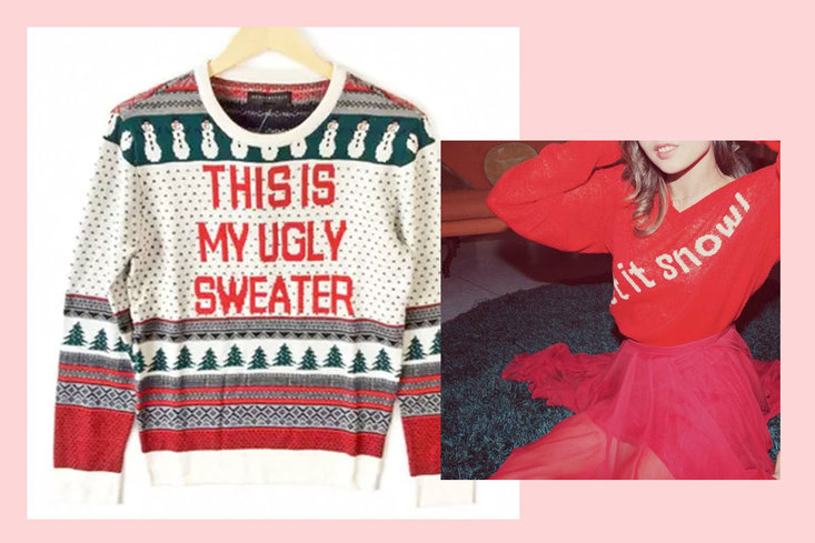 Ugly Sweaters that are Actually Cute by Allison McNamara