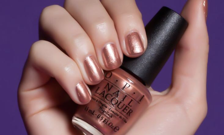 Worth a Pretty Penne, OPI, Nail Polish, nail lacquer, manicure, holiday, beauty, beauty blogger