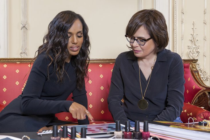 Kerry Washington and Suzi