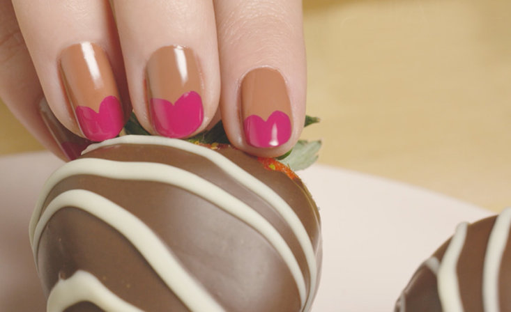 OPI Eats: Chocolate Dipped Strawberries