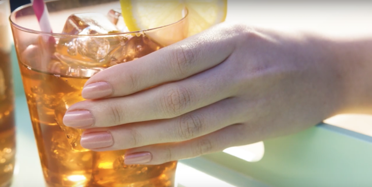 OPI Eats: Sips & Tips Southern Sweet Tea - The Drop Blog by OPI