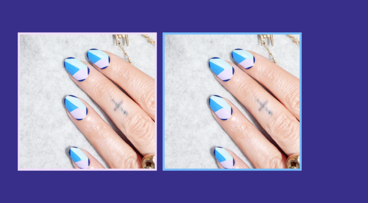 #TutorialTuesday: Infinite Shine Geometrics by Alicia Torello - The Drop Blog by OPI