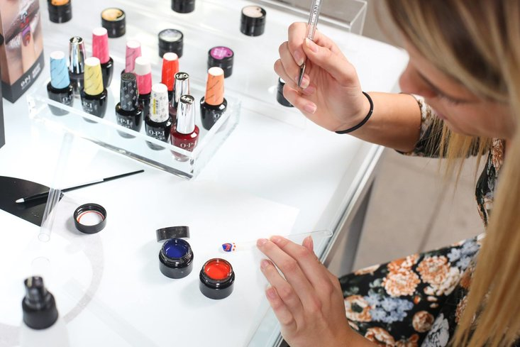 How To Use Your OPI Artist Series Design Gels