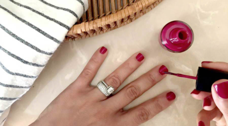 #OPIintheHouse: My Perfect Manicure to My Dream Bathroom