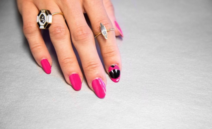 Taste the Style's Killer Halloween Nail Art
