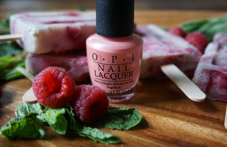 OPI Eats: Tutti Frutti Popsicles  - The Drop Blog by OPI