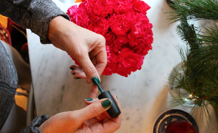 OPI in the House: Jade is the New Perfect Accent Shade - The Drop Blog by OPI
