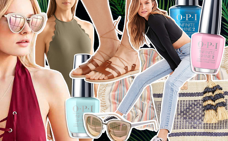 Island Getaway Packing with Lust for Life - The Drop Blog by OPI
