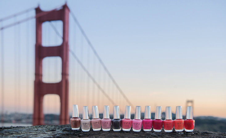 OPI, California Dreaming, Summer Collection, Nail Lacquer, Infinite Shine, California, Nail Polish