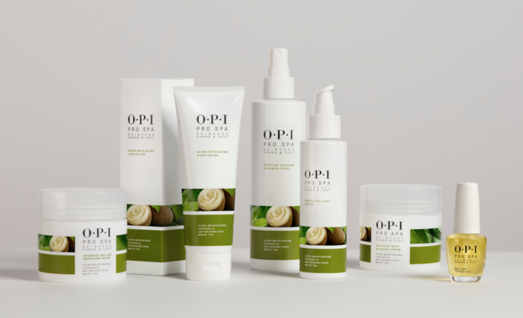 Experience the Luxury of OPI ProSpa