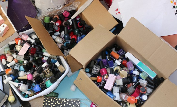 spring cleaning, nail tech, nail artist, bana jarjour, banicured, OPI, pro tips