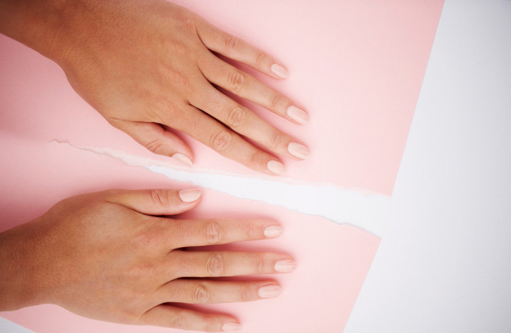 What Causes Split Nails?