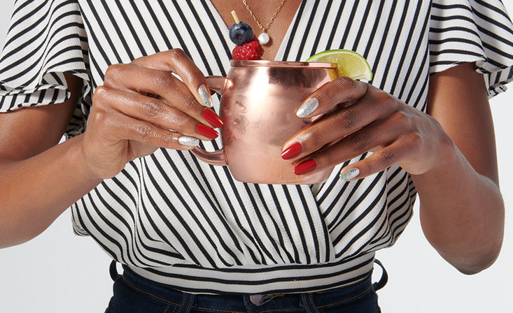 OPI DRINKS: Holiday Moscow Mules