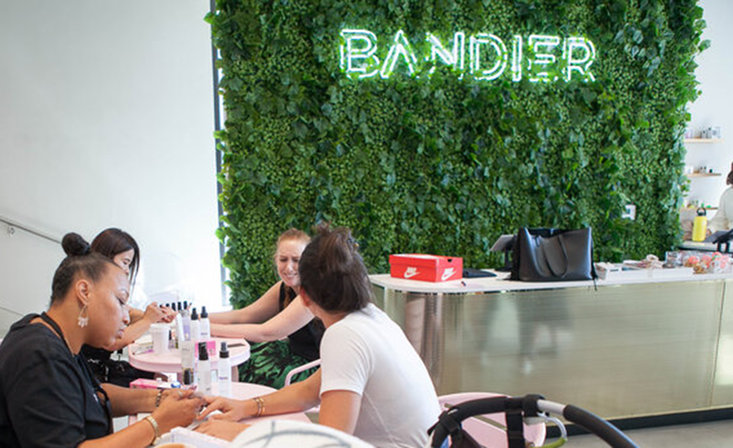 OPI Visits Bandier's L.A. Flagship to Benefit Breast Cancer Awareness