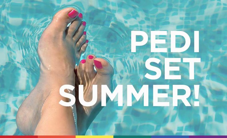 5 Tips for Getting Your BEST Summer Pedicure