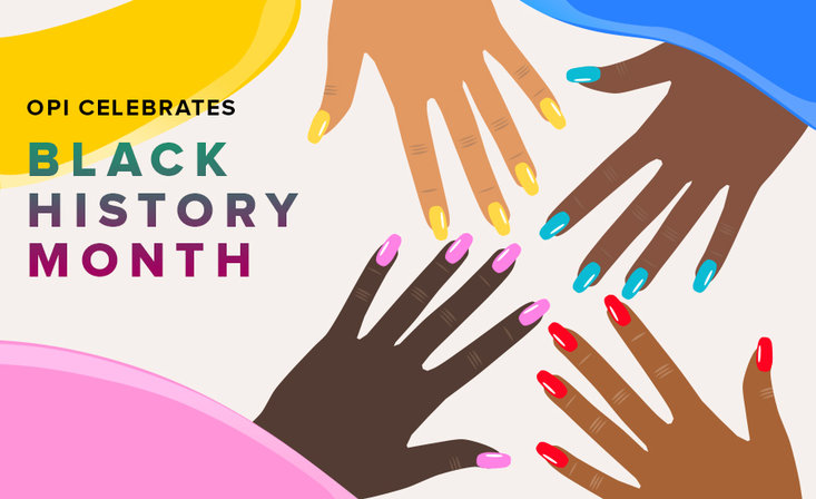 OPI Celebrates Black History Month