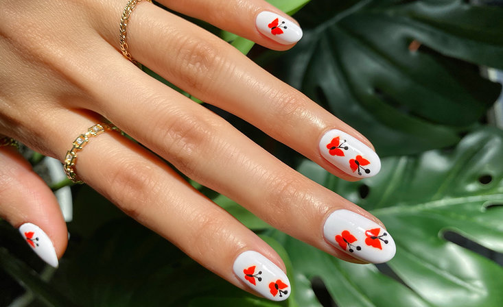 Butterfly Nail Art Challenge