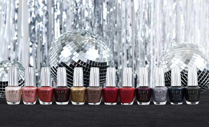 OPI's Shine Bright Holiday Collection