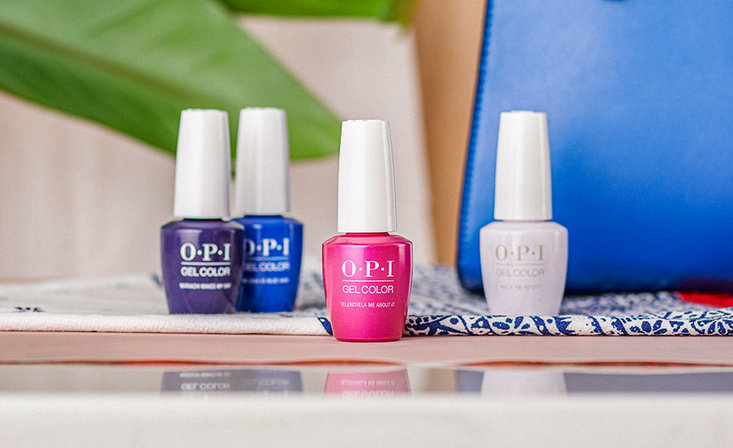 OPI GelColor What are Gel Nails?