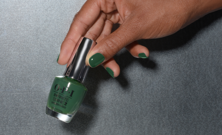 Gorgeous in Green: 6 Shades of Green You'll Be Wearing All Year - The Drop Blog by OPI