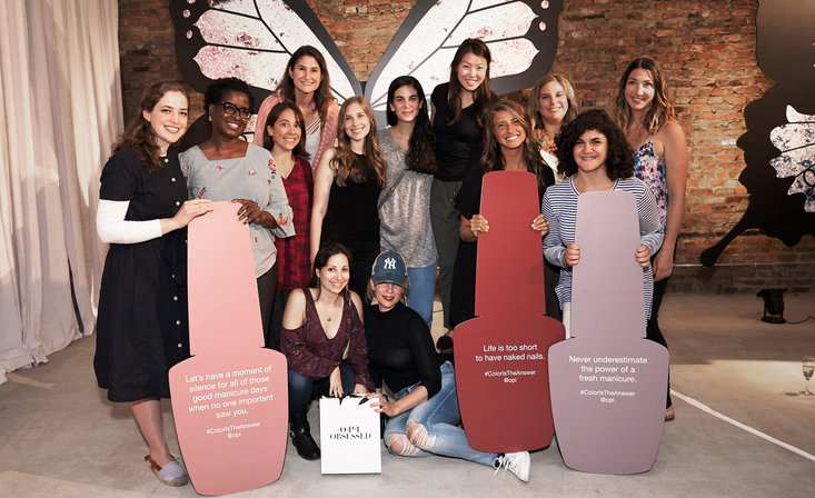 OPI Debuts Pop-Up in NYC
