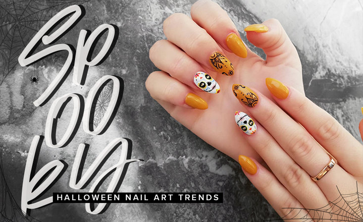 5 Halloween Manicures You Have to Try