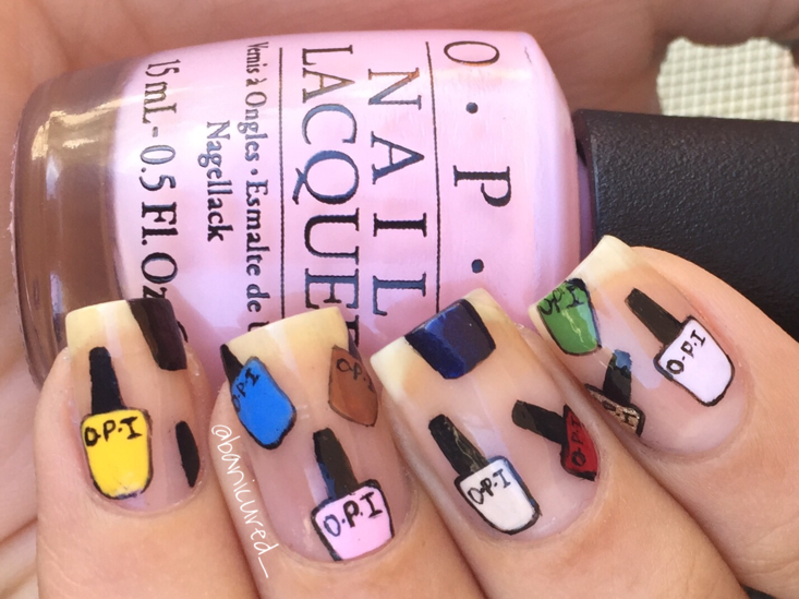 Interview with Bana Jarjour + OPI Anniversary Nail Art