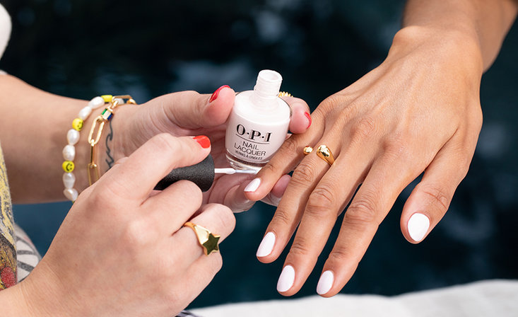 OPI Let's Be Friends! Application