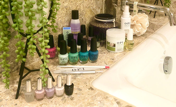 INSIDE OPI: Our Best Nail Polish Collections
