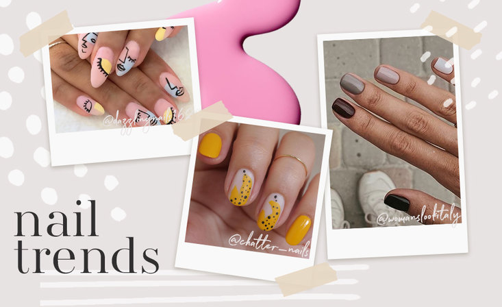 OPI Nail Trends to Try Now DIY