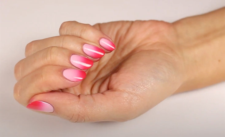 Stay at Home Tuesday Tips: Ombre Nail Art