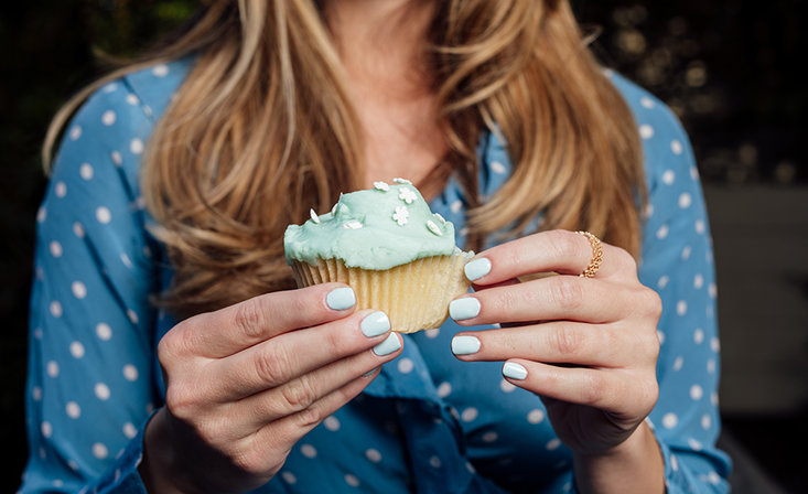 OPI Eats Cupcakes Blog