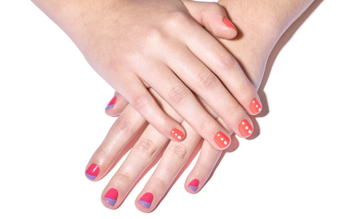 Designscapes for Short Nails & Small Nail Beds