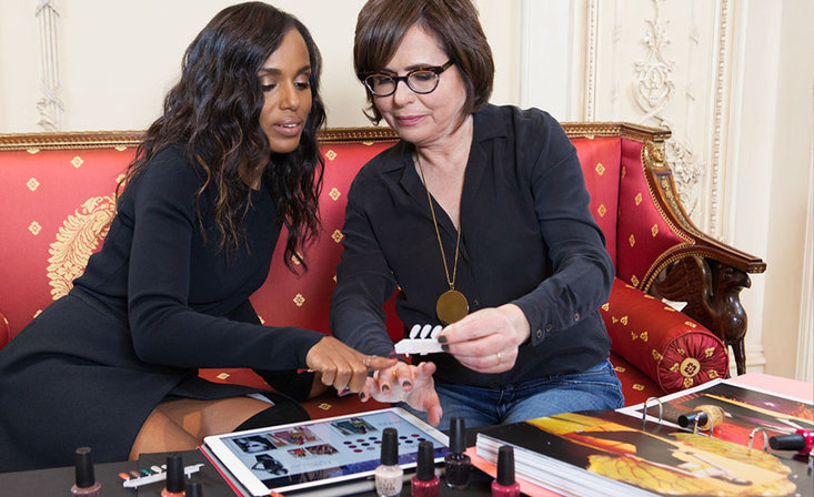 Our 40th Anniversary OPI Ambassador: Kerry Washington