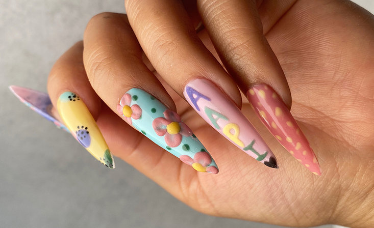 OPI Professionals: Celebrate Asian American and Pacific Islander Heritage Month with Nail Art