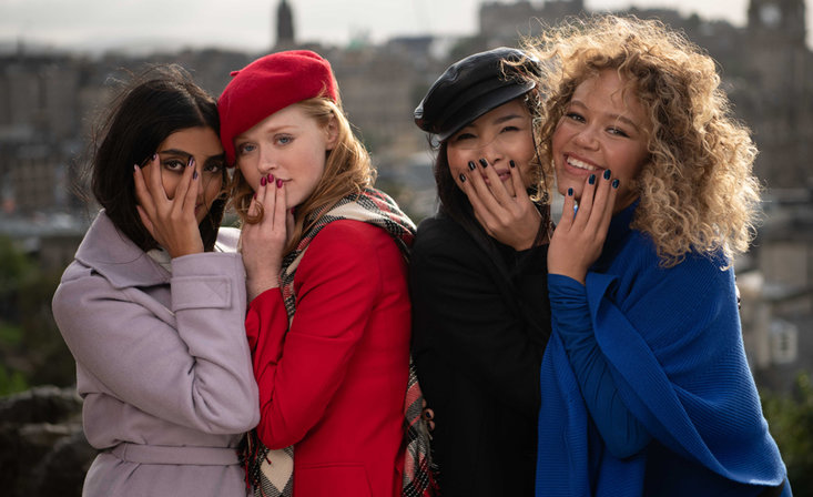 OPI Scotland: The inspiration for our Fall 2019 collection